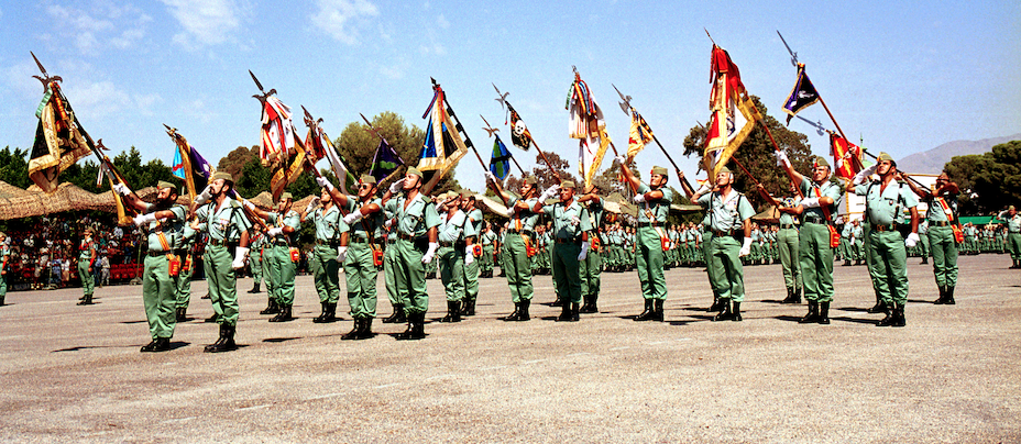 Congreso Internacional «Centenario de La Legión Española (1920-2020), su historia»