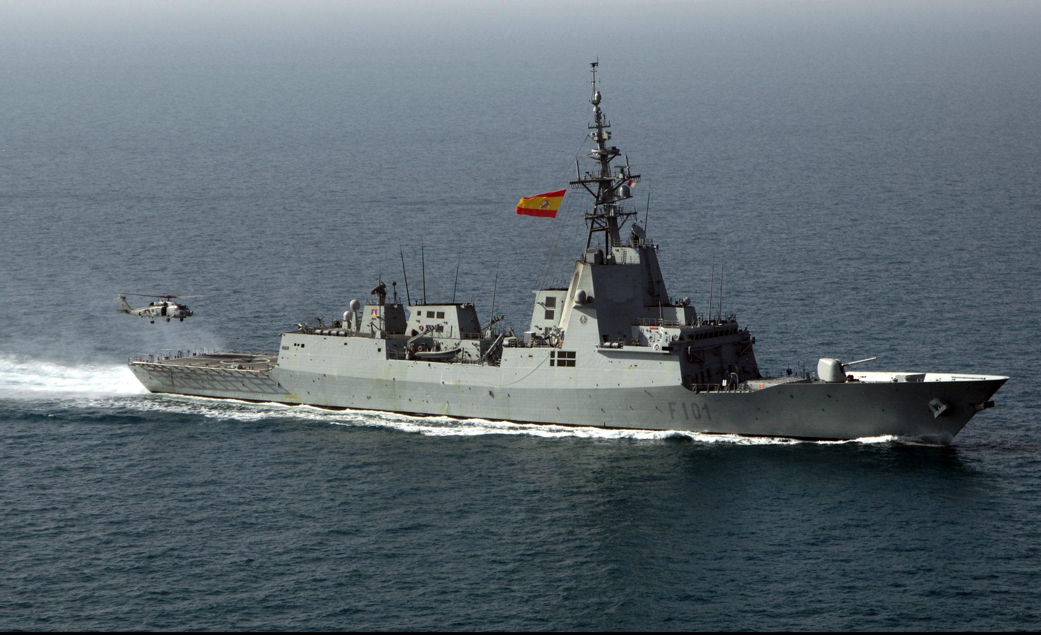 Manual del usuario de la Armada Española