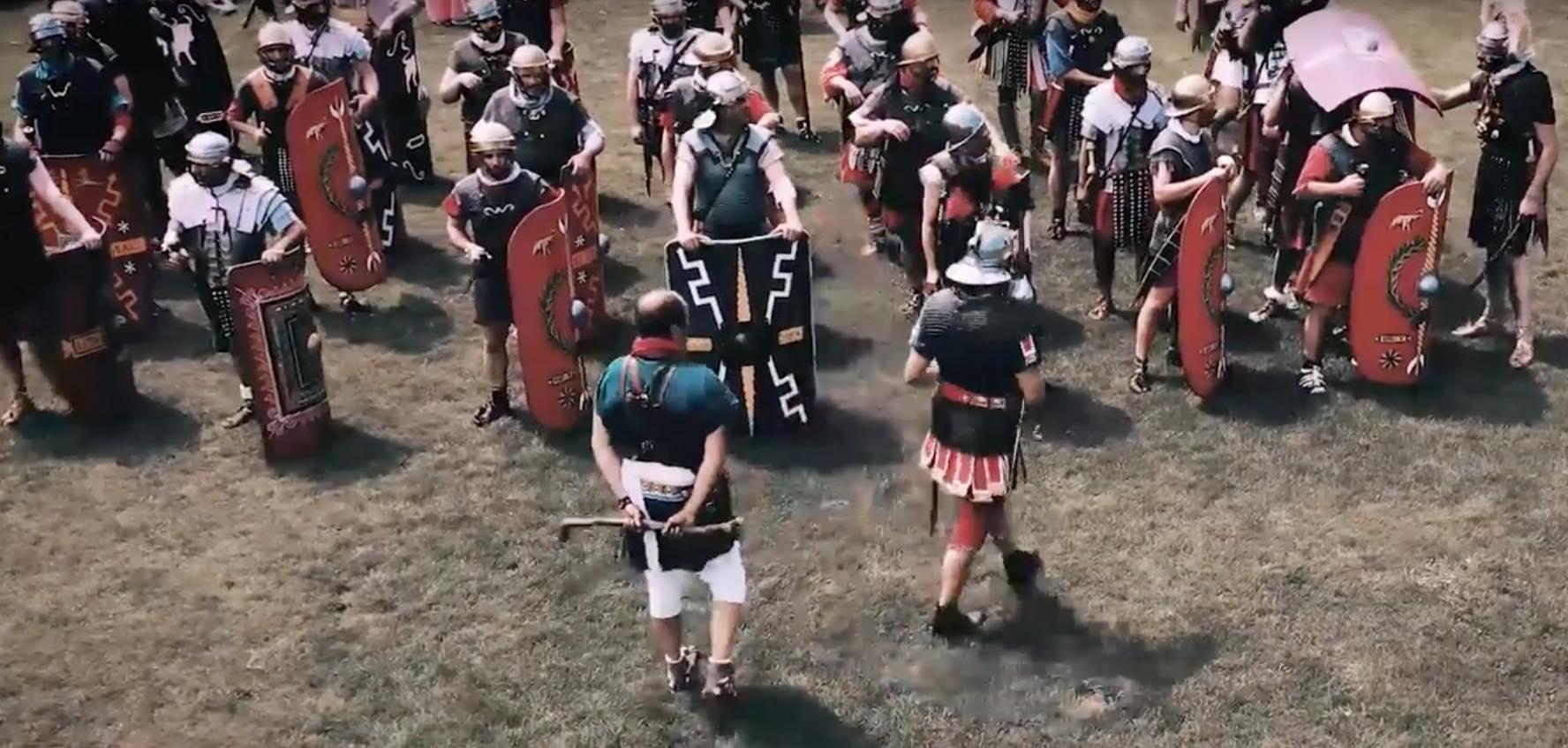Documental para sobrellevar el confinamiento: «La romanización de Hispania»