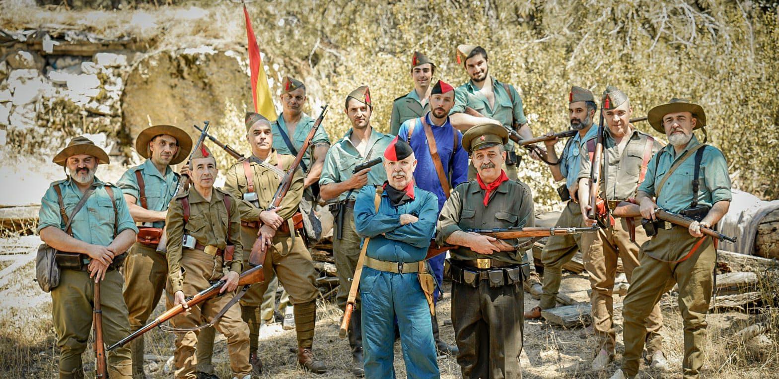 ¡Acción! Cien años de la Legión Española