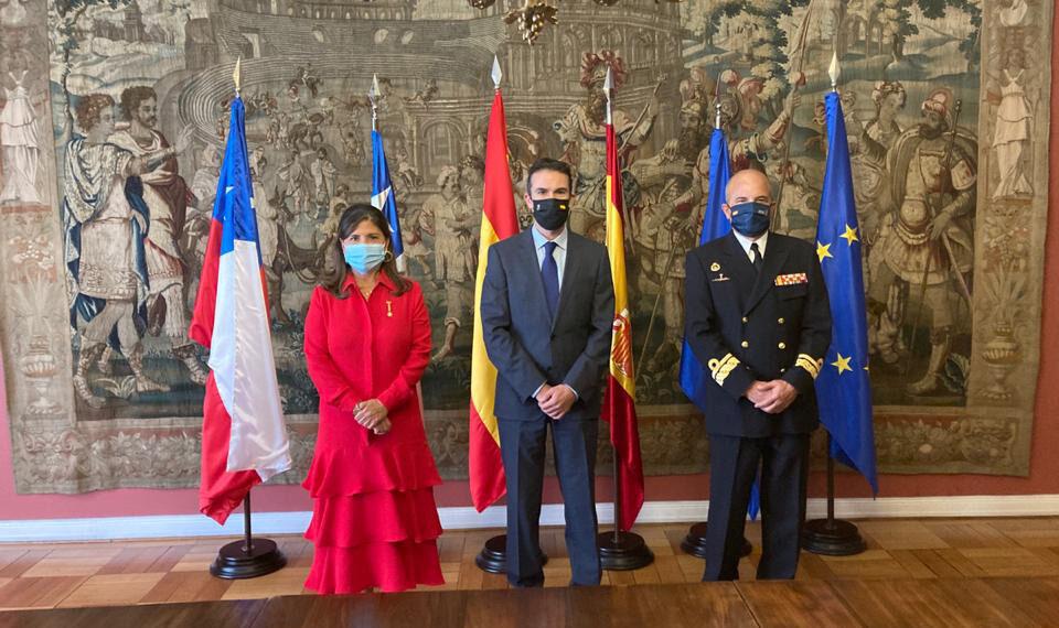 Cuatro universidades chilenas se adhieren a la Cátedra Internacional CEU Elcano
