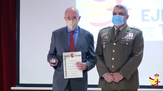 Luis Togores, nuevo Embajador de la marca Ejército