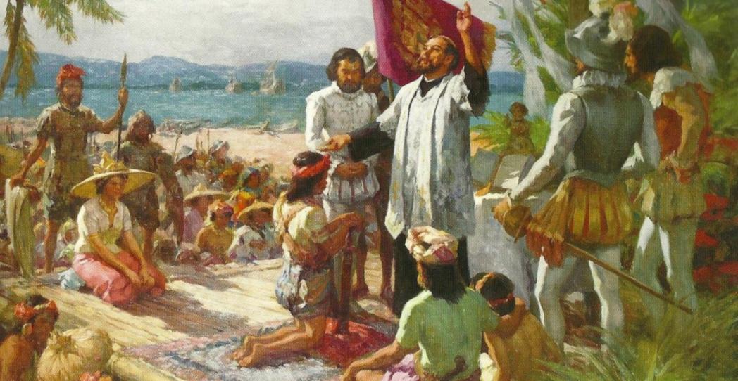 La Cátedra conmemora los 500 años del primer bautizo en Filipinas