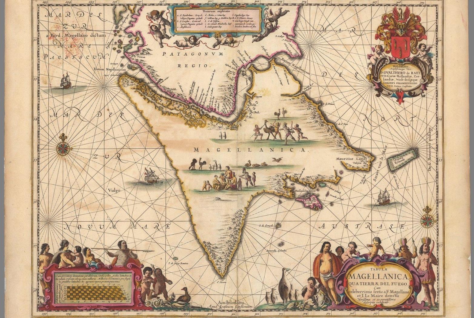 Curso de verano «La evolución en la navegación: de la cartografía de Magallanes-Elcano a los sistemas satelitales»